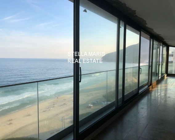 Apartamento De 589 M2, Edifício Cap Ferrat, Av. Vieira Souto. - Ap-ip-038