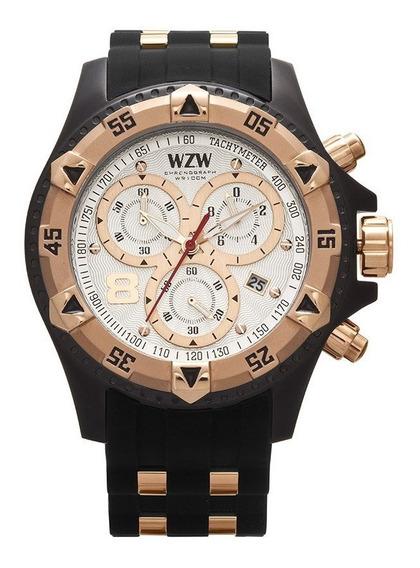 Relógio De Pulso Wzw Sport 7214