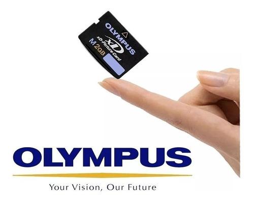 Pc Ac Cartao 02gb Olympus High Speed