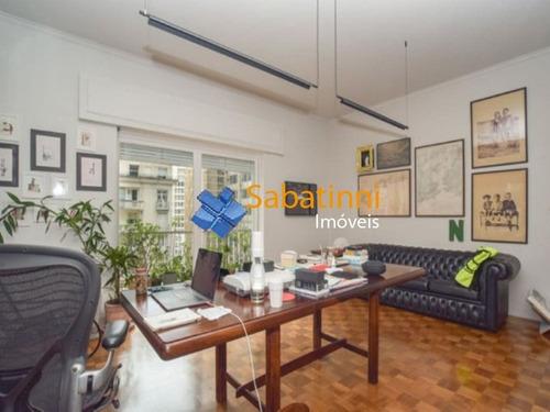 Apartamento A Venda Em Sp República - Ap04359 - 69307100