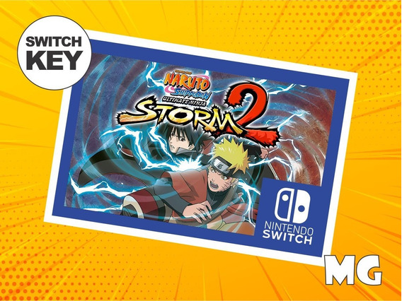 Naruto Shippuden: Ultimate Ninja Storm 2 - Jogo Nintendo