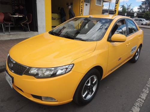 Taxis Kia Cerato  Lx 1600cc