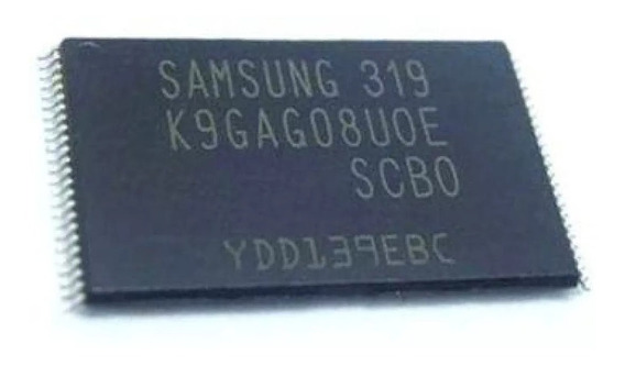 Memoria Nand Un32d5500 Un40d5500 Un46d5500 Gravada
