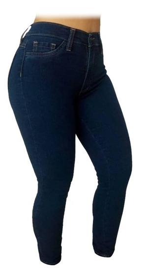 Pantalon Strech Para Dama Corte Alto