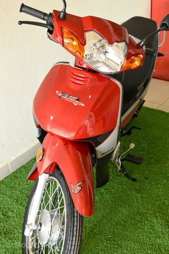 Motomel Blitz V8 110 Base Motozuni Avellaneda