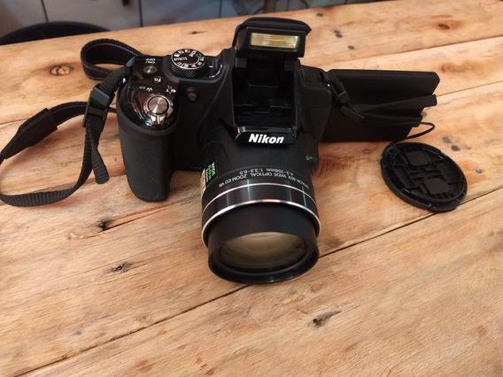 Maquina Fotografica Nikon P600 Coolpix