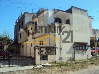 Edificio Comercial En Venta Col. Tampico Altamira