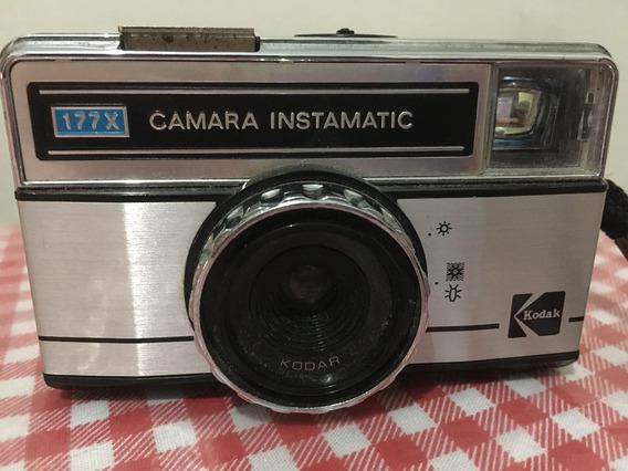 Camara Instamatic 177x Kodak - Para Colecionador - Funciona
