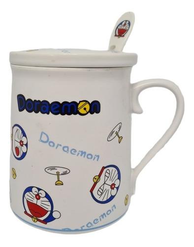 Mug Taza Pocillo Doraemon Gato Cósmico