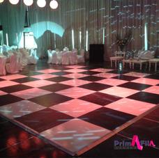 Alquiler De Pista De Baile Damero, Envios Zonal S/c $249/m2