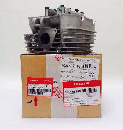 Cabeçote Cb 300 / Xre 300 2009/2019 Vela Fina Original Honda