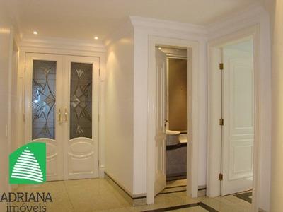 Aluguel Apto 4 Suites Decorado 245 Mts 6 Vagas - 3387