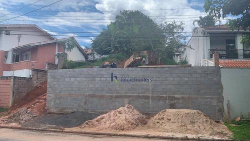 Terreno À Venda, 480 M² Por R$ 310.000,00 - Jardim Sorirama (sousas) - Campinas/sp - Te0990