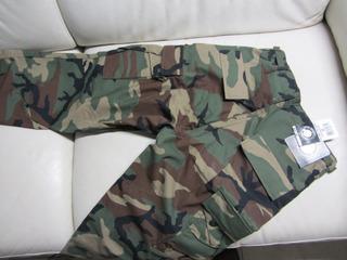 Pantalón Táctico Militar Genuine Gear Camo Talla S Toys4boys