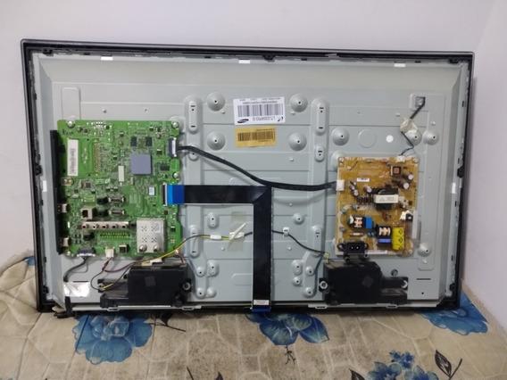 Tv Smart Samsung Un32eh4500g Tela Preta