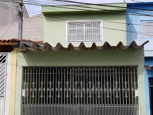Imagem 1 de 20 de Sobrado À Venda, 3 Quartos, 1 Suíte, 2 Vagas, Valparaíso - Santo André/sp - 47917