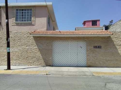 Casa En Venta, Emiliano Zapata Segunda Sección, Ecatepec De