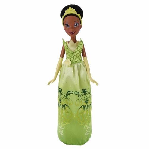 Brinquedo Boneca Disney Princesas Tiana Sapo Hasbro B5823