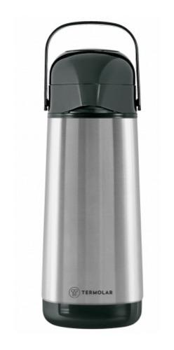 Imagem 1 de 4 de Garrafa Térmica De Inox 1.8 Litros Café Quente Água Gelada