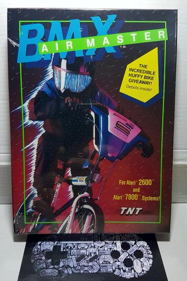 Jogo Atari 2600 - 7800 Bmx Air Master - Lacrado De Fábrica