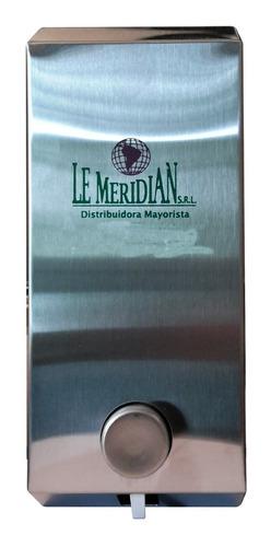 Dispenser Pared Jabón Líquido /alcohol Gel Acero Inoxidable