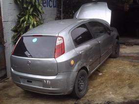 Sucata Fiat Punto Elx Para Retirada De Peças Consulte Nos