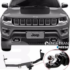 Engate Reboque Removível Engetran Reese 750kg Jeep Compass