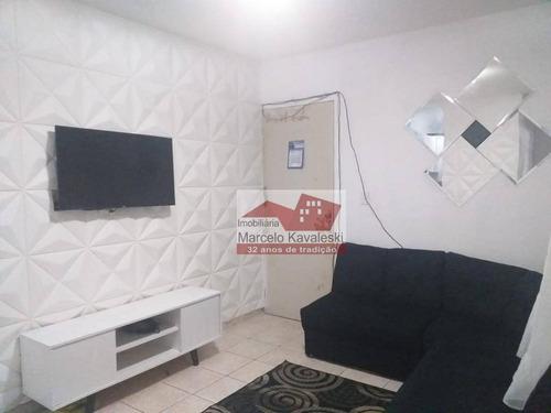Apartamento Com 2 Dormitórios À Venda, 45 M² Por R$ 150.000,00 - Serraria - Diadema/sp - Ap12991