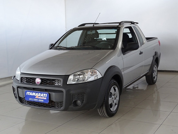 Fiat Strada 1.4 8v Ce Hard Working (3127)