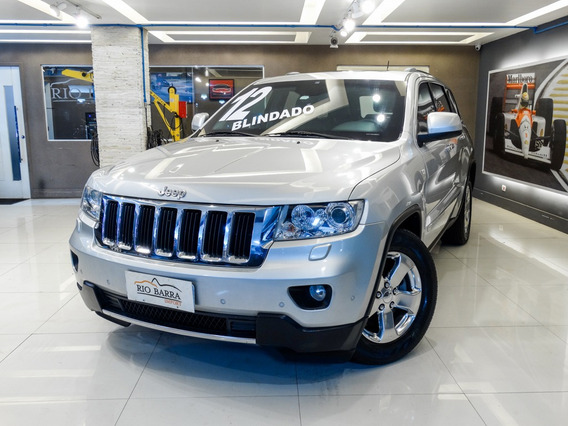 Jeep Grand Cherokee Limited 2012 Blindado
