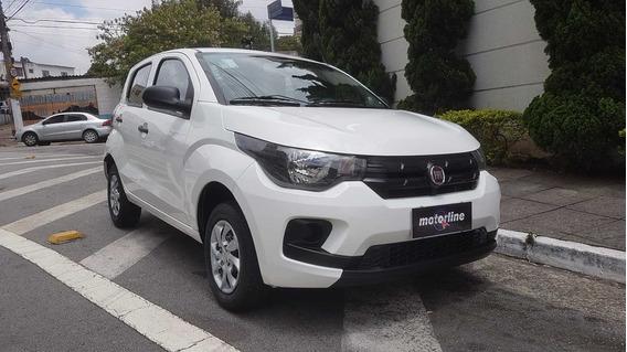 Fiat Mobi 1.0 Easy Flex 5p Branco 2018