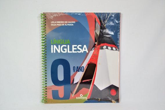 Apostila Anglo Lingua Inglesa 9 Ano Somos Educacao