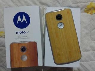 Celular Motorola Moto X2 - Xt1097- 4g - 32gb - Leia