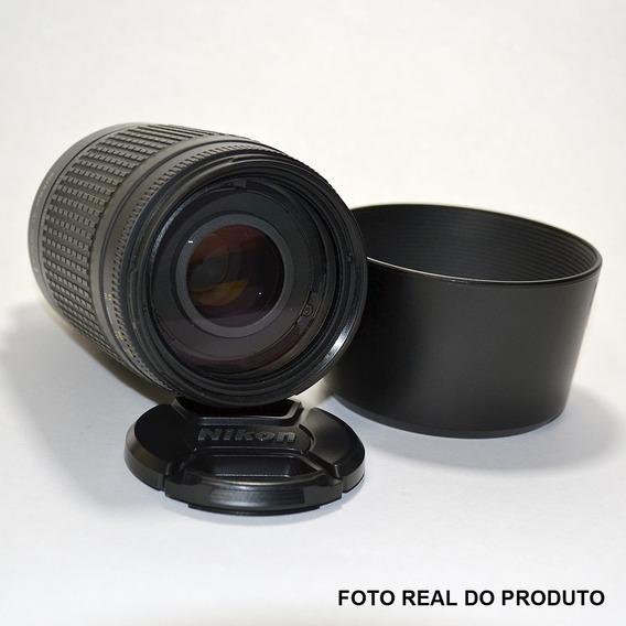 Lente Nikon Af Nikkor 70-300mm F/4.5-5.6 G