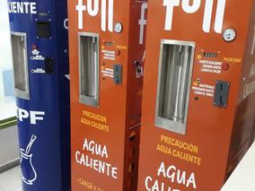 Fabricacion De Expendedoras De Agua Caliente