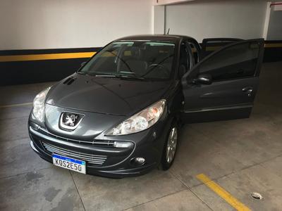 Peugeot 207 1.6 Xs 16v Flex 4p Automático 2013