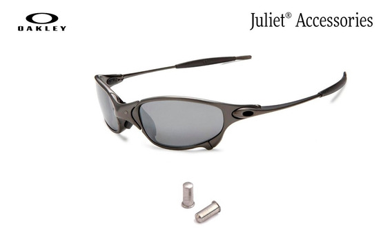 Oakley Juliet - Nose Bridge Pins De Reemplazo Color Polished