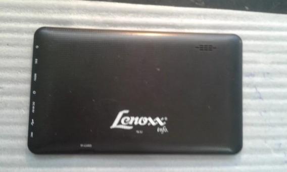 Tampa Traseira Tablet Lenoxx Tb52 Original Usada