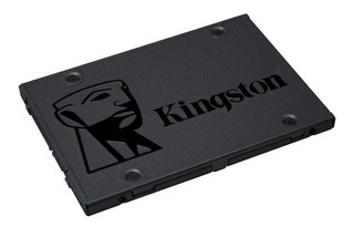 Disco Solido 240gb Kingston A400 Ssd 550mbps 2.5 Pulg Gtia