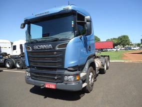 Scania R 620 6x4 Boogie Pesado 2017/2018