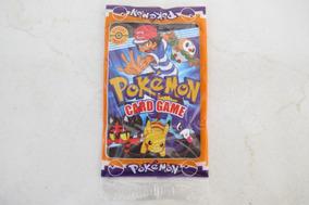 400 Cards Pokemon = 100 Pacotes Fechados