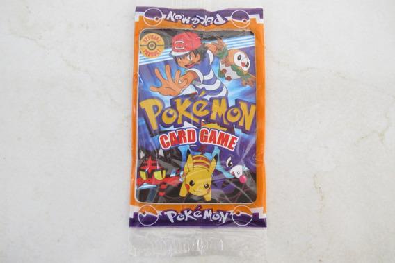 800 Cards Pokemon = 200 Pacotes Fechados