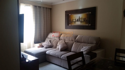 Vende-se Apartamento No Bairro Centro Em Sao Bernardo Do Campo - V-29103