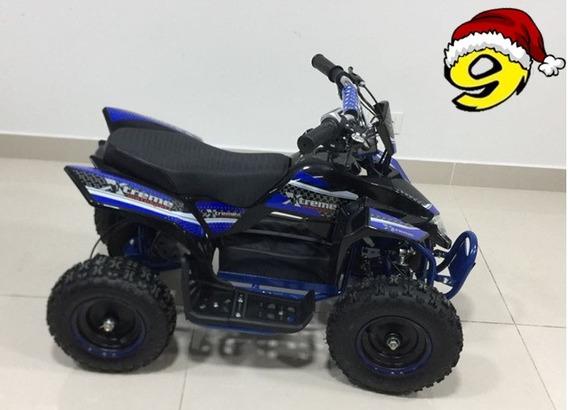 Mini Cuatriciclo Eléctrico Pagani Gaf 50cc Para Niños 0km