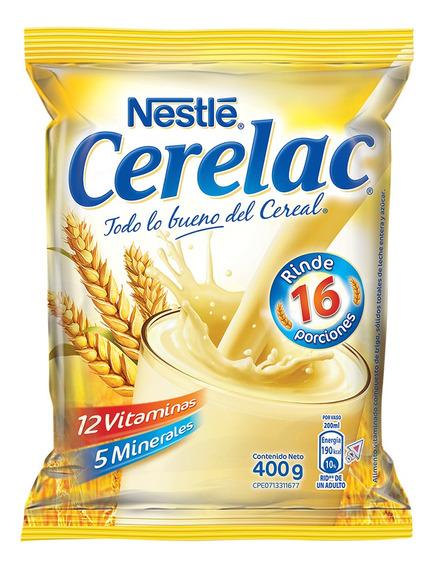 Cereal Cerelac 400gr Bolsa