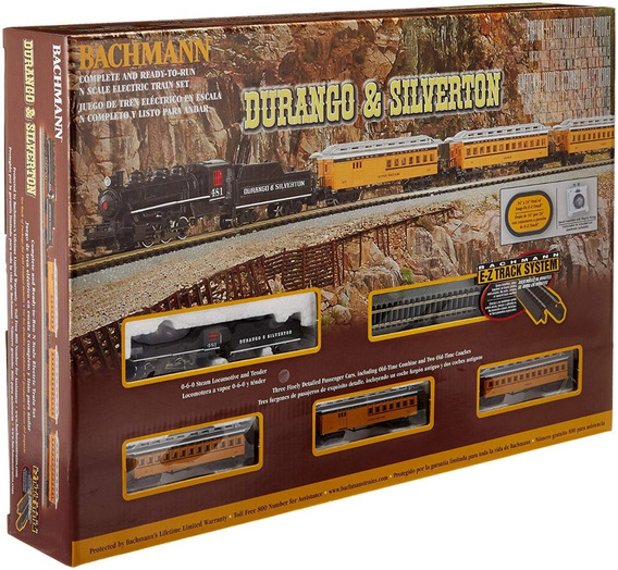 Tren Electrico Set Esc N Listo Para Rodar Hobbies (180)