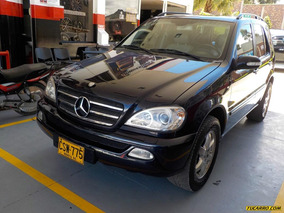 Mercedes Benz Clase M Ml 500 Tp 5000cc V8