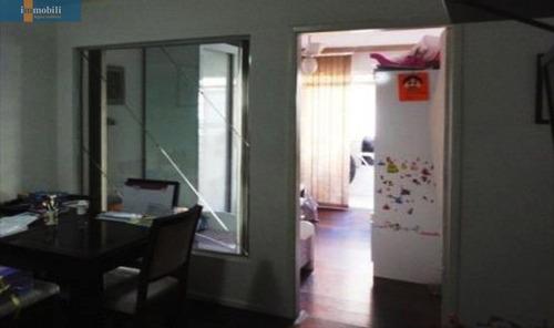 Apartamento Para Venda No Bairro Higienópolis Em São Paulo - Cod: Ze71054 - Ze71054