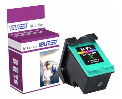 Cartucho Compatible Hp 95 Xl Color