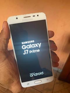 Sansumg J7 Prime Gold 32 Gb 4g